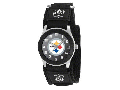 Pittsburgh Steelers Rookie Kids Watch Black