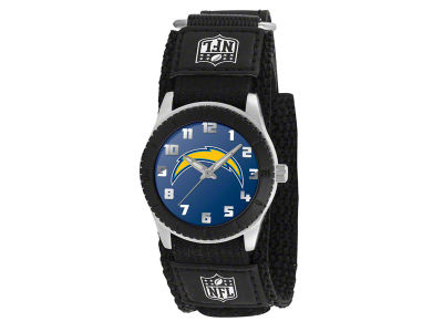 San Diego Chargers Rookie Kids Watch Black