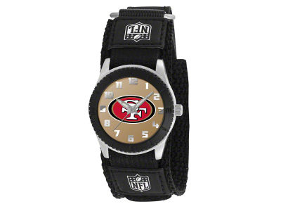 San Francisco 49ers Rookie Kids Watch Black