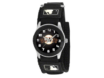 San Francisco Giants Rookie Kids Watch Black