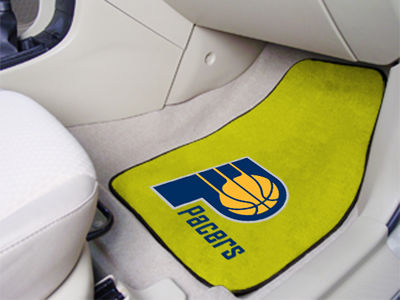 Indiana Pacers Car Mats Set/2