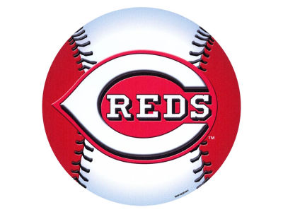 Cincinnati Reds 8in Car Magnet