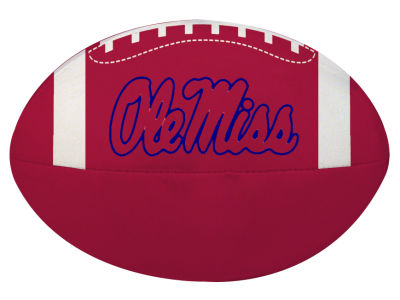 Ole Miss Rebels Quick Toss Softee Football