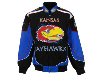 Kansas Jayhawks GIII NCAA Men's Commemorative Jacket