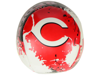 Cincinnati Reds Softee Quick Toss Baseball 4inch