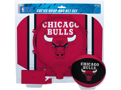 Chicago Bulls Slam Dunk Hoop Set