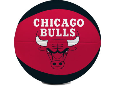 Chicago Bulls 4in Softee Free Throw Basketball