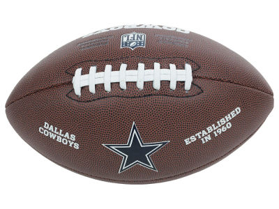 Dallas Cowboys NFL Composite Football