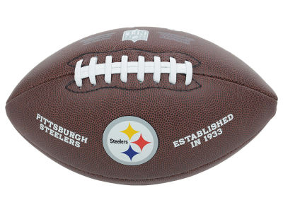 Pittsburgh Steelers NFL Composite Football