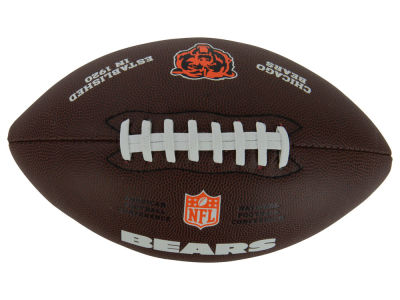 Chicago Bears NFL Composite Football