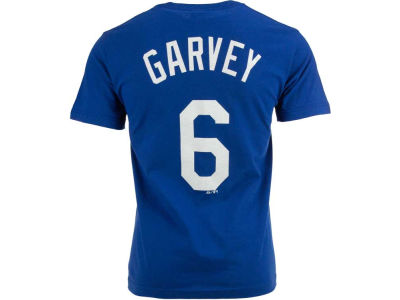 Los Angeles Dodgers Steve Garvey Majestic MLB Men's Cooperstown Player T-Shirt