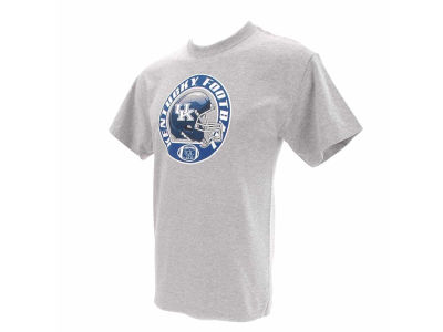 Kentucky Wildcats NCAA Raised Helmet T-Shirt