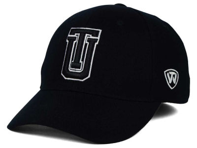 Tulsa Golden Hurricane Top of the World NCAA Black White