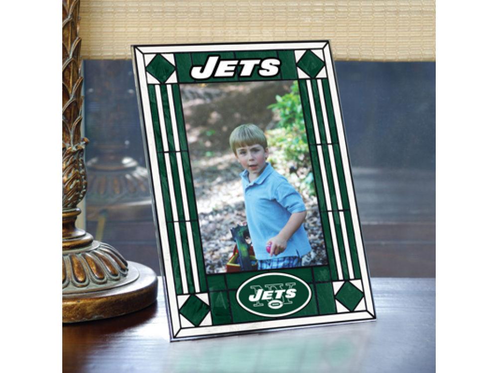 New York Jets Vertical Frame | lids.com