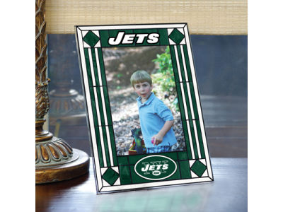 New York Jets Vertical Frame