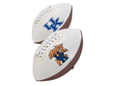 Kentucky Wildcats NCAA  Mini Autograph Football