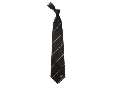 Purdue Boilermakers Oxford Woven Tie