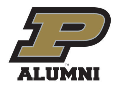 Purdue Boilermakers 3x4 Ultra Decal