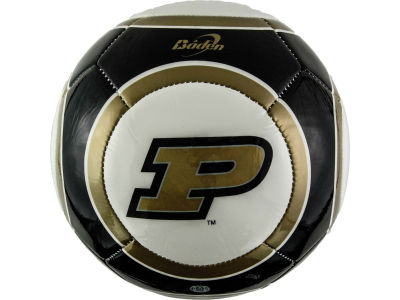 Purdue Boilermakers NCAA Soccer Ball