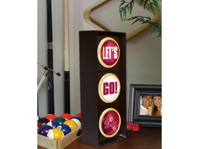 Arizona State Sun Devils Flashing Lets Go Light