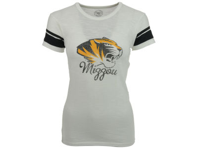 Missouri Tigers '47 NCAA Womens Game Time Tee Shirt