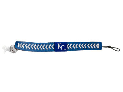 Kansas City Royals Team Color Baseball Bracelet