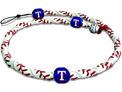 Texas Rangers Frozen Rope Necklace