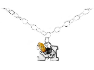 Missouri Tigers Silver Color Dangle Bracelet