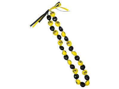 Missouri Tigers NCAA Kukui Nut Necklace