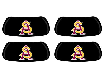 Arizona State Sun Devils 2 Pair Eyeblack Sticker