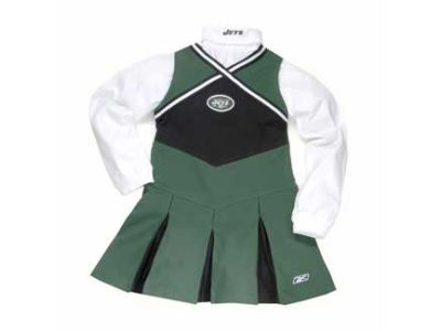 New York Jets NFL Youth Cheer Jumper