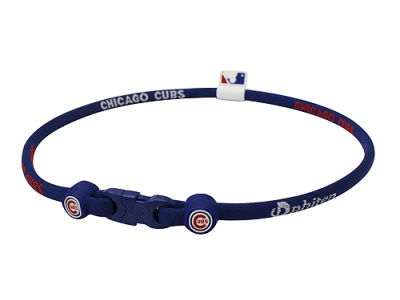 Chicago Cubs Phiten MLB X30 18in Necklace