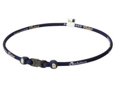 San Diego Padres Phiten MLB X30 18in Necklace