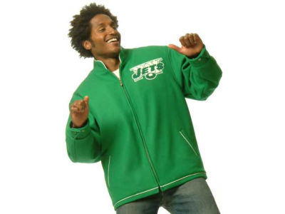 New York Jets Mitchell and Ness NFL Varsity Wool Jacket