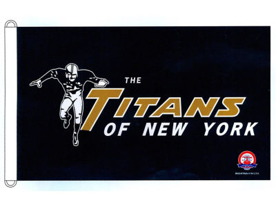 New York Titans 3x5ft Flag