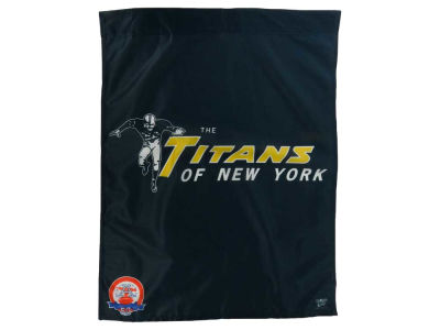New York Titans Vertical Flag