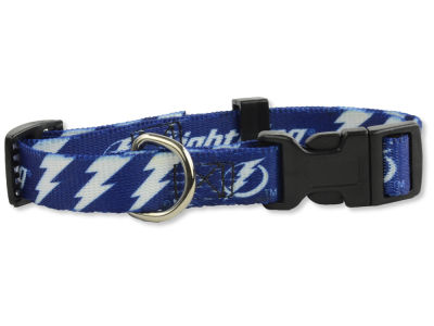 Tampa Bay Lightning Small Dog Collar