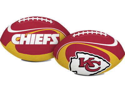 Kansas City Chiefs Softee Goaline Football 8inch
