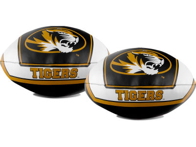 Missouri Tigers Softee Goaline Football 8inch