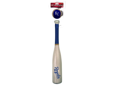Kansas City Royals Grand Slam Softee Bat and Ball Set