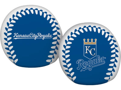 Kansas City Royals Softee Quick Toss Baseball 4inch