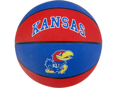 Kansas Jayhawks Alley Oop Youth Basketball