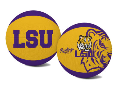 LSU Tigers Alley Oop Youth Basketball