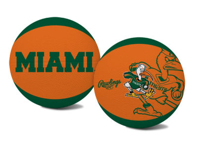 Miami Hurricanes Alley Oop Youth Basketball