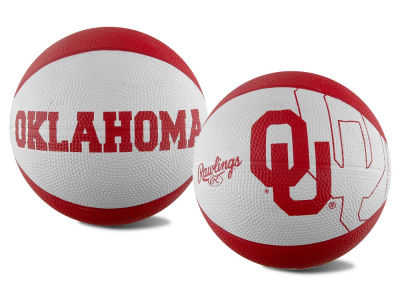 Oklahoma Sooners Alley Oop Youth Basketball