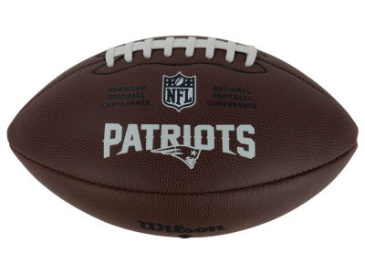 New England Patriots NFL Composite Football