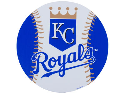 Kansas City Royals 8in Car Magnet