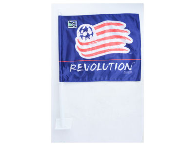 New England Revolution Car Flag