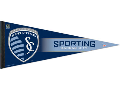 Sporting Kansas City 12x30in Pennant
