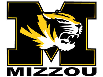 Missouri Tigers Die Cut Color Decal 8in X 8in
